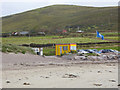 Q3800 : Car park at Ventry Strand by Oliver Dixon