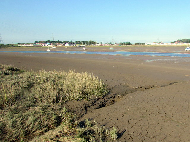 Stannah at low tide