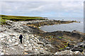 HU5278 : Rocky Coast of Heogha Ness by Des Blenkinsopp