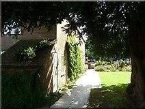 SU7037 : Chawton - Jane Austen's House - western side by Rob Farrow