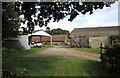 SP8903 : Hunt's Green Farm by Des Blenkinsopp