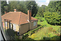 TL1507 : The Bungalow & Garden behind the Museum of St Albans by Chris Reynolds