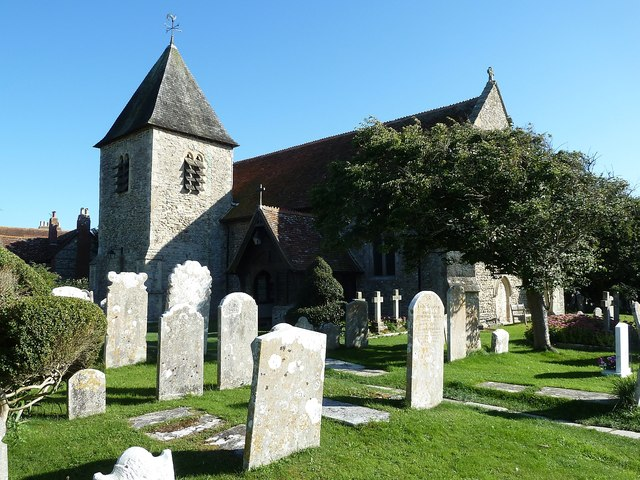 West Wittering - Church of SS Peter & Paul