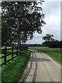 TM5184 : Minor Road by Keith Evans