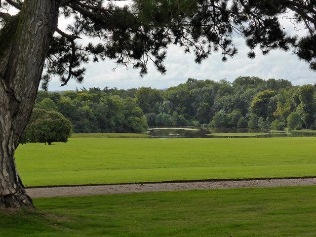 Capability Brown's last landscape garden