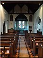 SZ7798 : West Wittering - Church of SS Peter & Paul - Nave by Rob Farrow