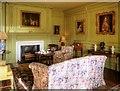 SK1532 : Lady Vernon's Sitting Room, Sudbury Hall by David Dixon