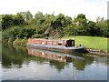 TQ1281 : Lynx No 1, narrowboat on Paddington Branch canal by David Hawgood