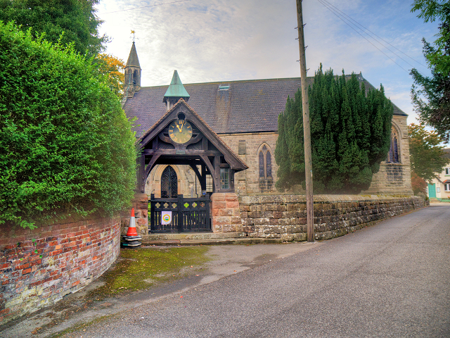 Holy Trinity Church, Clifton