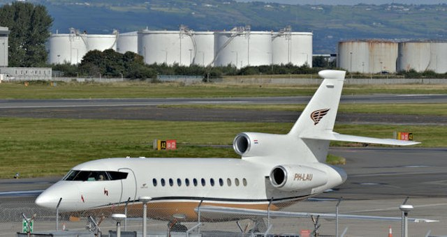 PH-LAU, George Best Belfast City Airport (September 2015)