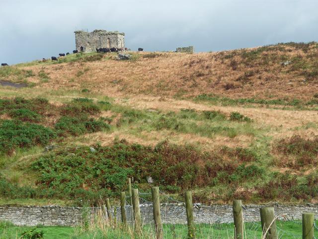 Rothley Castle near Rothley