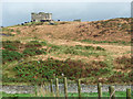NZ0488 : Rothley Castle near Rothley by Stephen Richards