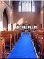 SD8706 : Long Street Methodist Church Nave by David Dixon