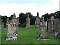 NR7219 : Kilkerran Cemetery by James Wood