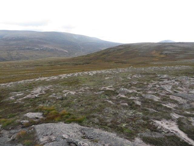 Looking east from Dagrum