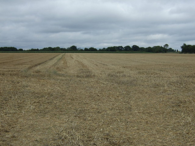 Farmland off Short Green