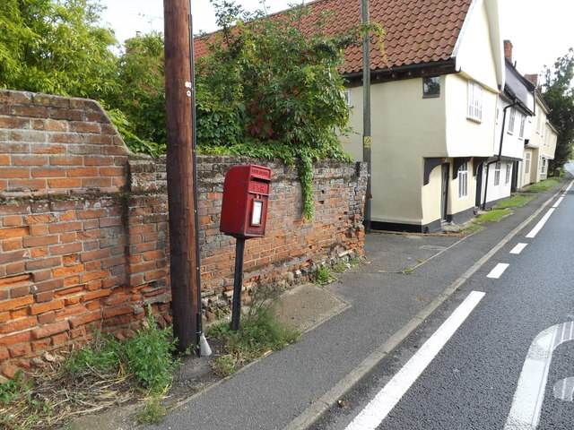 Brockford Street Postbox