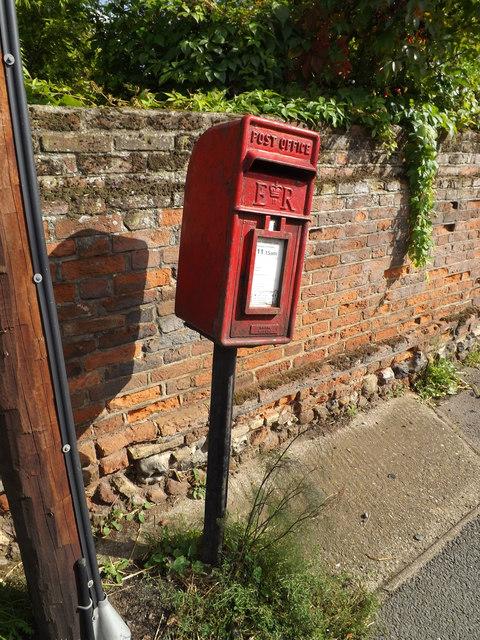 Brockford Street Postbox
