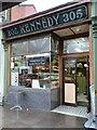 TQ3278 : Shopfront, 305 Walworth Road, Walworth, London by Robin Stott