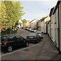 SO2509 : King Street bend, Blaenavon by Jaggery