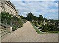SE3144 : The Terrace Garden, Harewood House by Humphrey Bolton