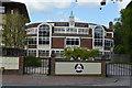 TQ5840 : Hermes House by N Chadwick