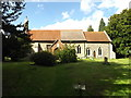 TM1168 : St.George's Church, Thwaite by Adrian Cable