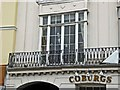 SZ5992 : Welcome guest at the window in Coburgs in Ryde? by Steve  Fareham