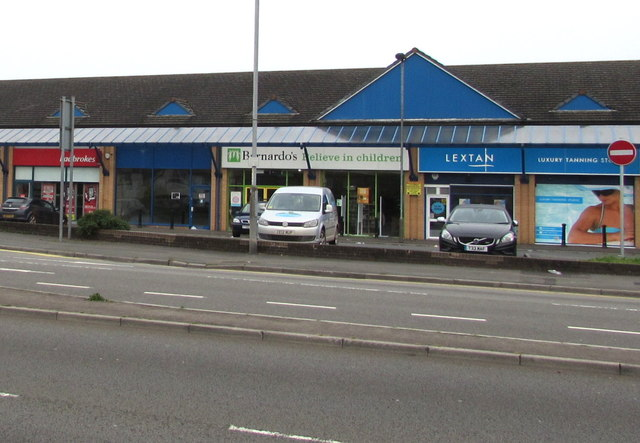 Barnardo's charity shop, Malpas, Newport
