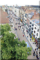 SP5106 : Oxford - Cornmarket  Street by Alan Hughes