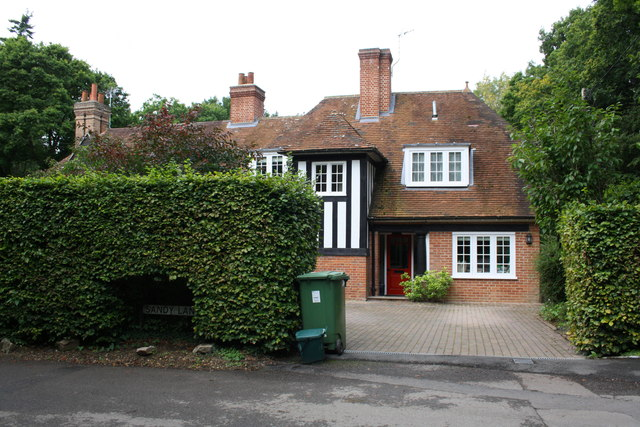 'The Lodge', Sandy Lane