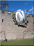 ST1876 : Rugby World Cup comes to Cardiff by Gareth James