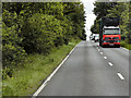 TF7611 : Foden Alpha (HGV) on the A47 near Narborough by David Dixon
