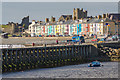SN5780 : Across Aberystwyth Harbour by Ian Capper