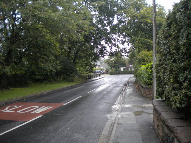 Thelwall New Road, Thelwall (2)