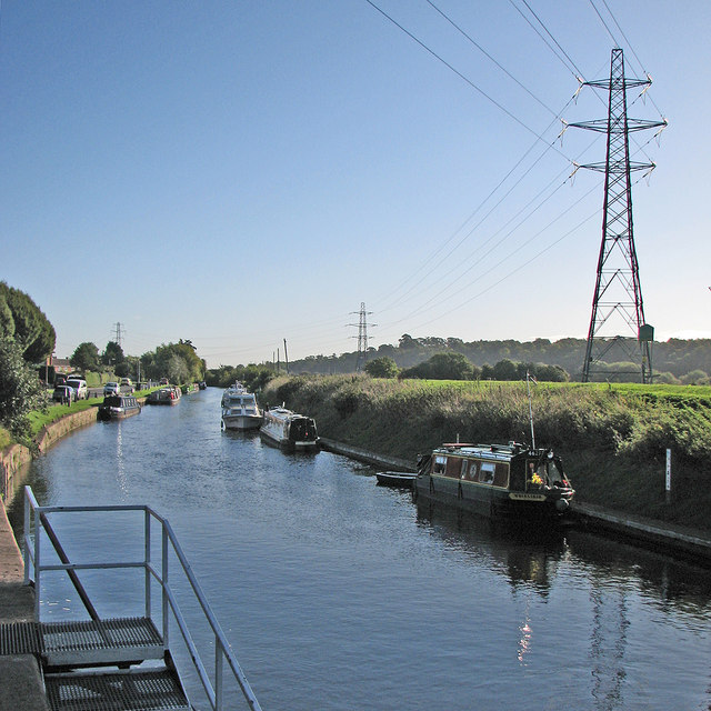 The canal at Beeston