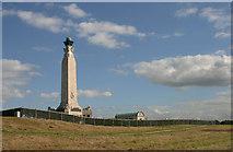 TQ7668 : Naval War Memorial, Chatham by David Kemp