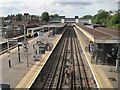 TQ5686 : Upminster railway and Underground station, Greater London by Nigel Thompson