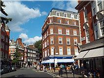 TQ2881 : Marylebone High Street by Malc McDonald