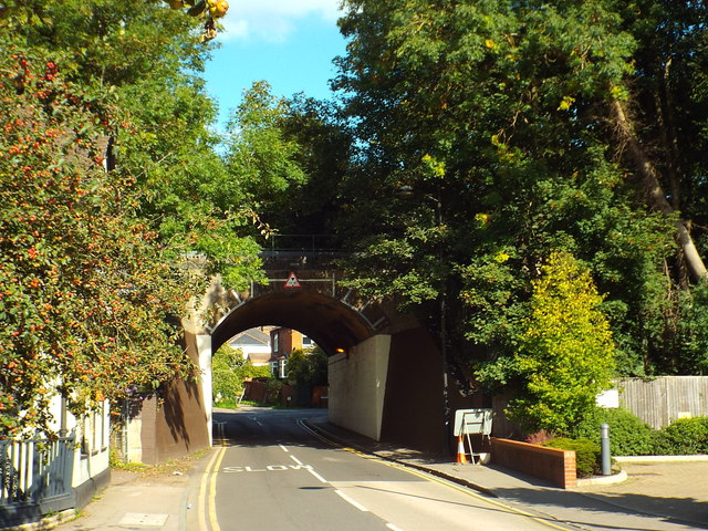 Railway bridge, Chorleywood