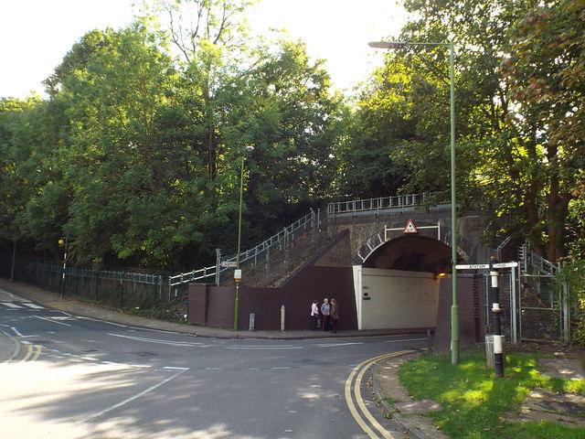 Railway bridge, Chorleywood