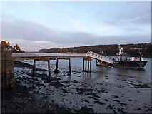 SH5571 : St George's Pier by Oliver Mills