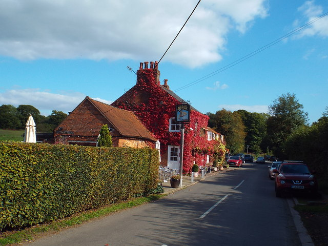 The Bricklayers Arms, Flaunden