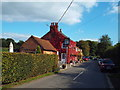 TL0101 : The Bricklayers Arms, Flaunden by Malc McDonald