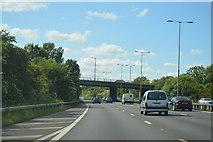 SU9778 : Datchet Road Bridge, M4 by N Chadwick
