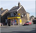SE1832 : Surry's Convenience Store - Sandygate Terrace by Betty Longbottom