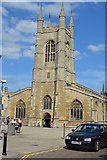 TL1998 : Parish Church of St John the Baptist by N Chadwick