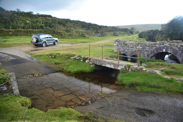 Ford at Bowithick