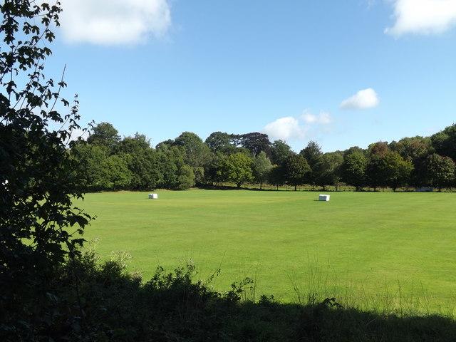 Brook Weald Cricket Ground, South Weald