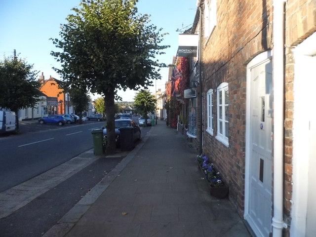 High Street Hungerford
